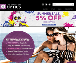 Designer Optics Promo Code