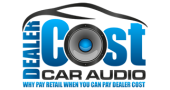 Dealer Cost Car Audio Promo Code