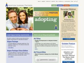 adoption learning partners Coupons