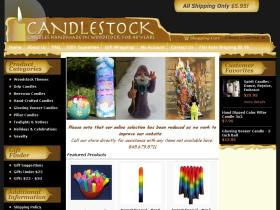 candlestock Promo Codes