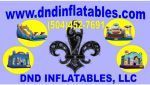 dnd inflatables Coupons