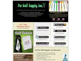Par Golf Supply Promo Code