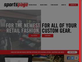 sportspageteam.com