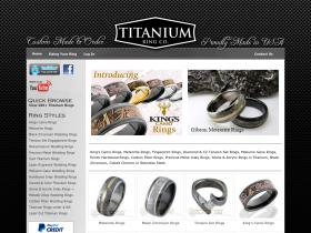 titanium ring co Promo Codes